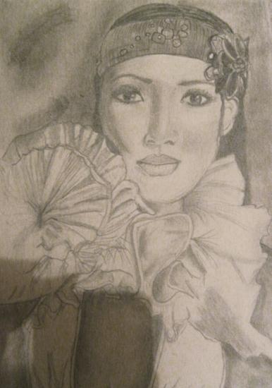 Tyra Banks by morgane